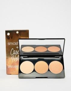 Палитра для контурного макияжа - Gold - Белый Smashbox