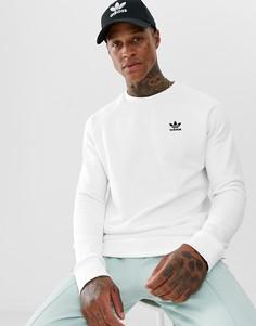Белый свитшот Adidas Originals Essentials DV1599 - Белый