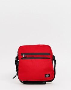 bce673484e62 Красная сумка для авиапутешествий Dickies Gilmer - Красный