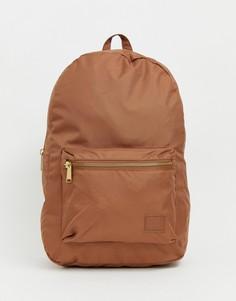 Светло-коричневый рюкзак объемом 23 литра Herschel Supply Co Settlement Light - Рыжий