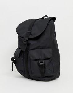 Черный легкий рюкзак объемом 20,5 л Herschel Supply Co Dawson - Черный