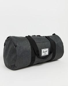 Черная сумка объемом 28 литров Herschel Supply Co Sutton - Черный