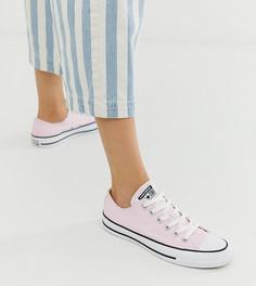 Розовые кеды Converse Chuck Taylor Ox - Розовый