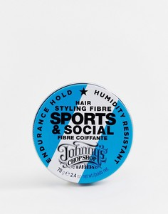 Средство для укладки Johnnys Chop Shop Sports & Social Hair Fibre - Бесцветный