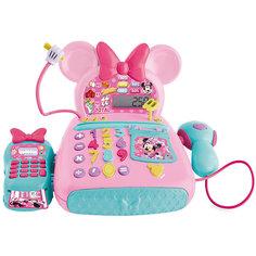 """Disney Игровой набор """"Минни: Касса"""" (18 см, свет, звук, сканер, микроф., аксесс.) IMC Toys"""