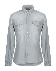 Джинсовая рубашка LIU •JO MAN