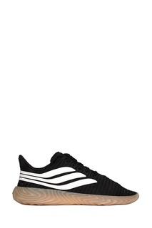 Черно-белые кроссовки Sobakov Adidas
