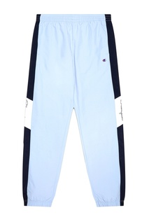 Сине-голубые спортивные брюки Champion