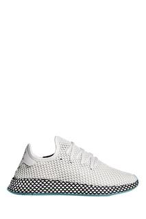 Текстильные кроссовки Deerupt Runner Adidas