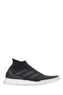 Черные кроссовки Predator Tango 18+ Adidas