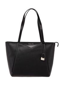 Черная сумка Whitney Michael Michael Kors