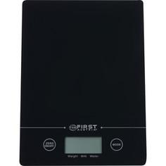 Кухонные весы FIRST FA-6400 Black