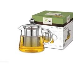 Заварочный чайник 0.5 л Teco (TC -207)