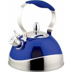 Чайник 3.0 л со свистком Teco (TC-107-R)