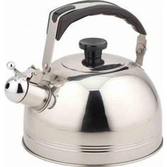 Чайник 3.0 л со свистком Teco (TC-113)