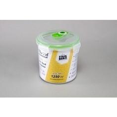 Контейнер вакуумный для продуктов 1.25 л Stahlberg Зеленый (4269-S)