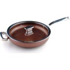 Сковорода с крышкой d 28 см Zanussi Siena (ZCU51231CF)