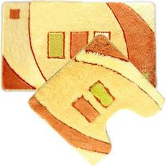 Набор ковриков для ванной IDDIS Set Acrylic 50x80 и 50x50 см (MID090AS)