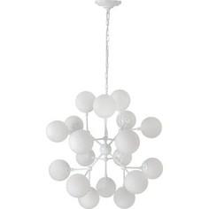 Подвесная люстра Crystal Lux Medea White SP18