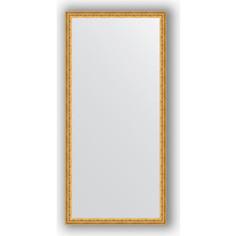 Зеркало в багетной раме поворотное Evoform Definite 72x152 см, сусальное золото 47 мм (BY 1113)