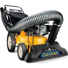 Садовый пылесос-воздуходувка Cub Cadet CSV 050
