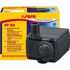 Помпа SERA PRECISION Adjustable Filter and Feed Pump FP 150 погружная для аквариумов