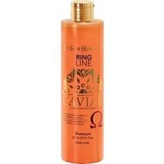 Шампунь Iv San Bernard Caviar Ring Line Shampoo SLS & EDTA Free на основе икры без лауретсульфата натрия для животных 300 мл
