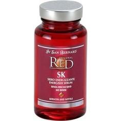 Средство Iv San Bernard Mineral Red SK Energiser Serum тонизирующая сыворотка для тонкой шерсти животных 150 мл