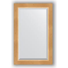 Зеркало с фацетом в багетной раме поворотное Evoform Exclusive 51x81 см, сосна 62 мм (BY 1133)