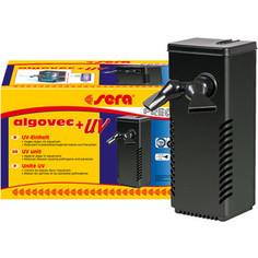 Очиститель SERA PRECISION Algovec+UV ультрафиолетовый для аквариумов 5Вт