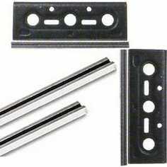 Ножи для рубанка Makita 82мм 2шт твердосплавные для 1901/1902/1923H/KP0800/0810 (D-07951)