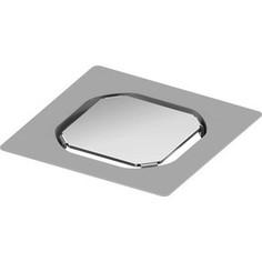Основа для плитки TECE TECEdrainpoint S 10 см из нержавеющей стали,без рамки (3660016)