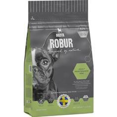 Сухой корм BOZITA ROBUR Adult Maintenance mini 27/17 для собак мелких и средних пород с нормальным и высоким уровнем активности 3,25кг (14933)