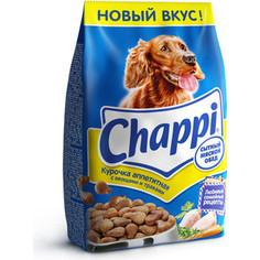 Сухой корм Chappi Сытный обед с аппетитной курочкой, овощами и травами для собак 15кг (YY082)