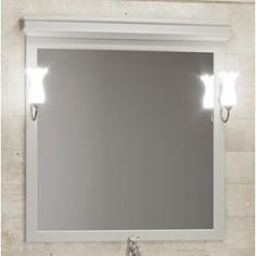 Зеркало Opadiris Борджи 95 слоновая кость 1013, для светильников 00000001041 (Z0000012530)