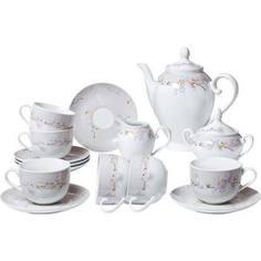 Чайный сервиз из 15 предметов Bekker (BK-7146)