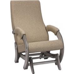 Кресло-качалка глайдер Мебель Импэкс МИ Модель 68М венге, Malta 03 А