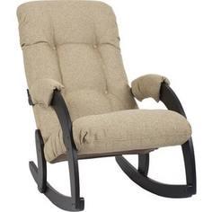 Кресло-качалка Мебель Импэкс МИ Модель 67 malta 03 А венге