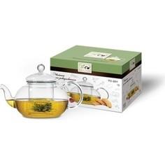 Заварочный чайник 0.5 л Teco (TC-201)