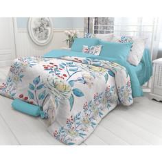 Комплект постельного белья Verossa 1,5 сп, Porcelain , наволочки 50x70 (717574)