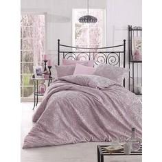 Комплект постельного белья Altinbasak 1,5 сп, ранфорс, Rozi розовый (298/38/CHAR003)