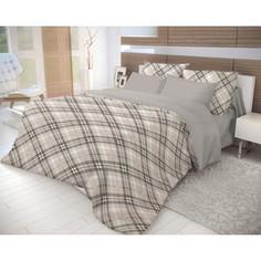 Комплект постельного белья Волшебная ночь Евро, ранфорс, Kilt с наволочками 50х70 (716279)