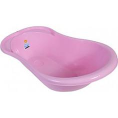 Ванночка Little Angel Ангел с термометром 84см розовый УТ000003577