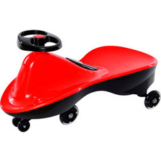 Каталка Bradex Машинка детская с полиуретановыми колесами БИБИКАР СПОРТ красный