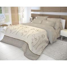 Комплект постельного белья Волшебная ночь 2-х сп, ранфорс, Фиалка Монмартра с наволочками 70х70 (711152)
