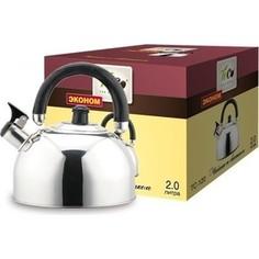 Чайник со свистком 2.0 л Teco (TC-120)