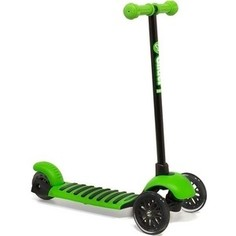 Самокат 3-х колесный GLIDER Mini green