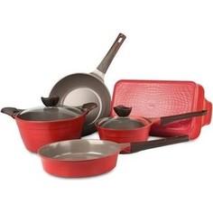 Набор посуды 5 предметов Frybest Bordo (BORDO-N20)