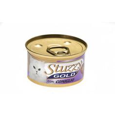 Консервы Stuzzy Cat Gold Mousse with Rabbit мусс с кроликом для кошек 85г (132.С422)