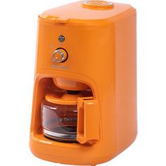 Капельная кофеварка Oursson CM0400G/OR (Оранжевый)